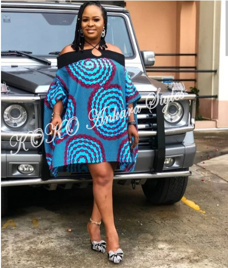 Five Short Ankara Styles That Are Perfect For Weekends 4
