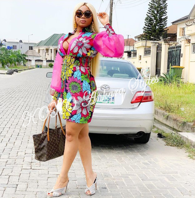 Exquisite And Chic- The Perfect Words To Define These Ten Gorgeous Ankara Styles 4