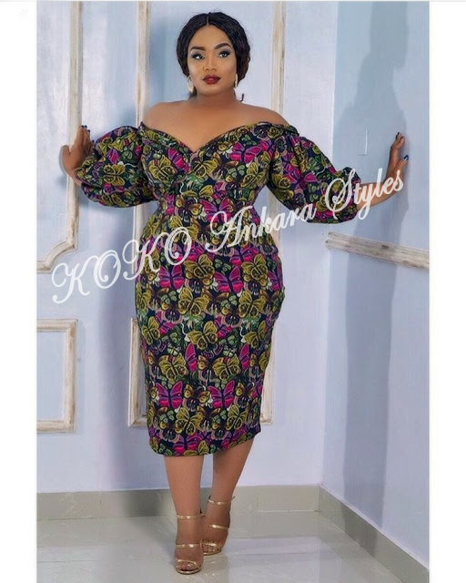 Ten Stunning Ankara Styles That Are Perfect For The Gorgeous Plus-size Lady 1