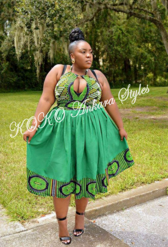 Ten Stunning Ankara Styles That Are Perfect For The Gorgeous Plus-size Lady 6