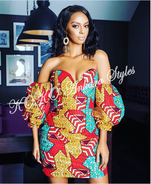 It's All About The Sleeves: Five Ankara Styles With Extremely Gorgeous Statement Sleeves 3