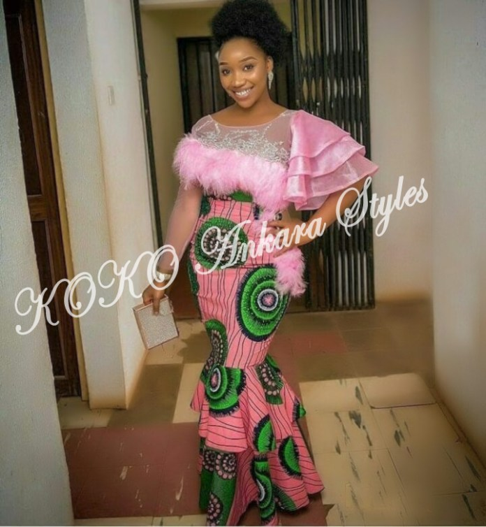 These Five Stunning Ankara Styles Prove Ruffles Are Still As Gorgeous As Ever 1