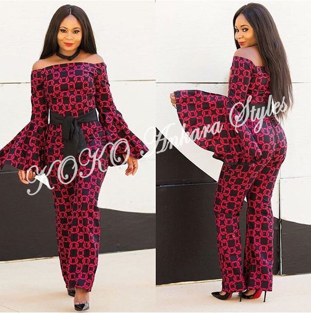 Ankara Styles: These Five Ankara Styles Are The Perfect Definition Of Classy 1