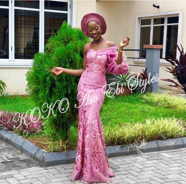 These Five Aso-ebi Styles Came With All The Gorgeous Owanbe Sauce 1