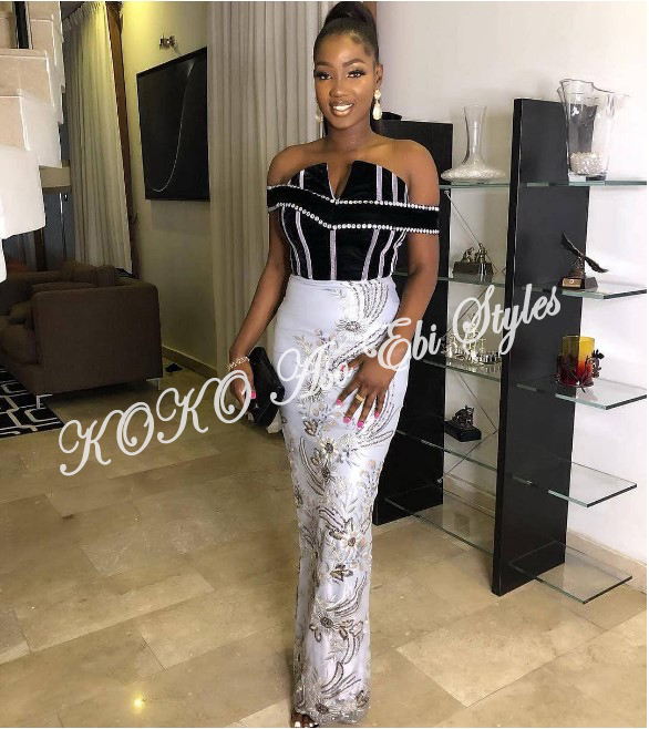 Five Chic Aso-ebi Styles That Will Absolutely Make A Stunning Wedding Guest Style Statement 4