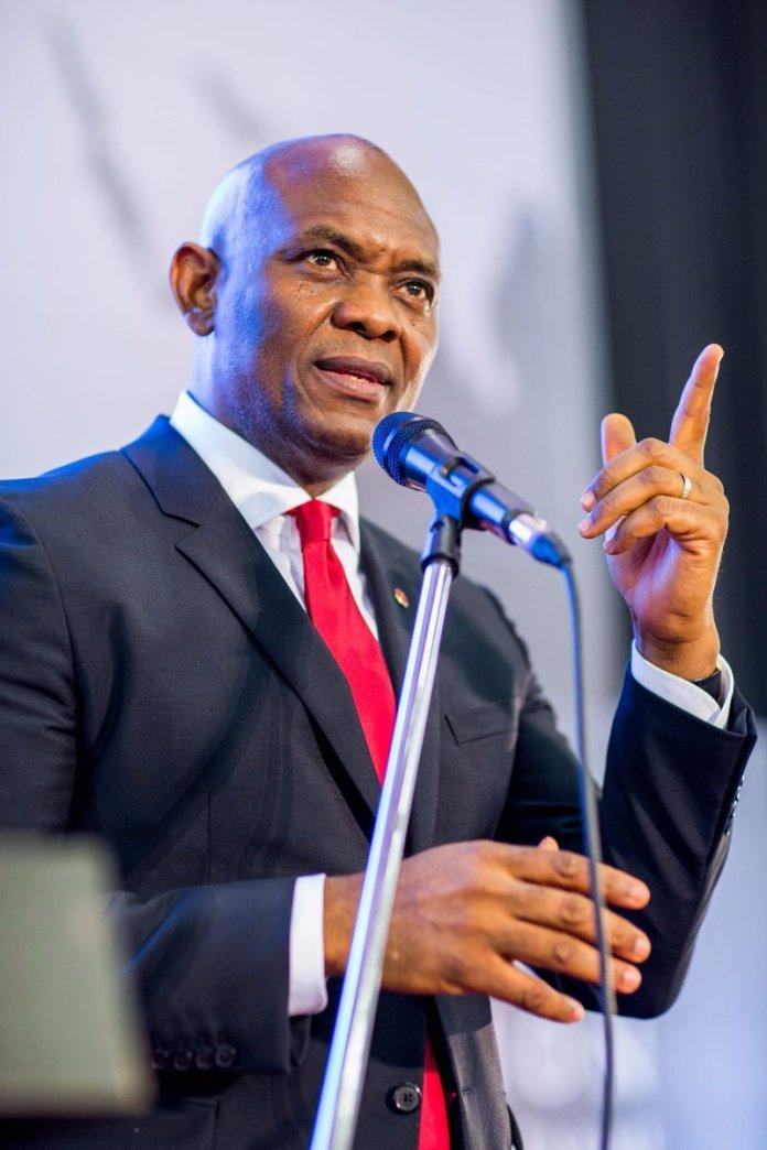 Tony Elumelu Named Among Times 100 Influential People