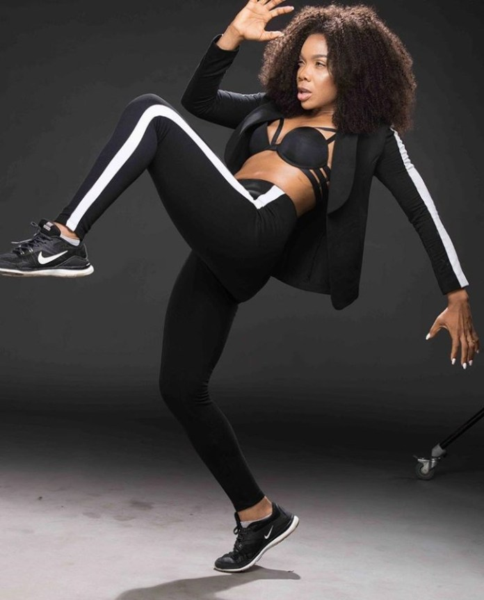 Incredible! Kaffy Showcases Her Trimmed Body In Amazing New Photos 2