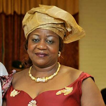 Lauretta Onochie Threatens Atiku With Treason Says He's Lucky To Be Walking Free 2