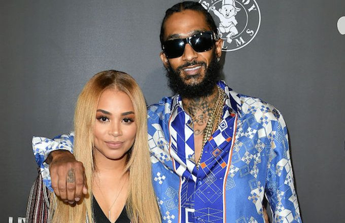 5 Things You Should Know About Nipsey Hussle's Girlfriend Lauren London 3