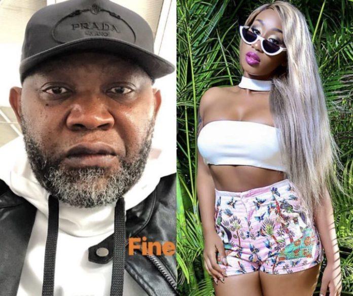 Victoria Kimani Is Not Mentally Stable- Paul Okoye 1