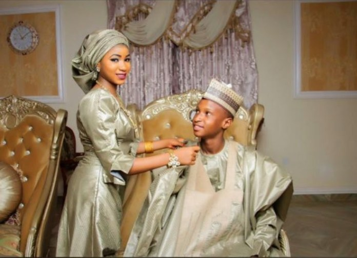 Child Marriage? 17 Years Old Groom Set To Wed His 15 Years Old Bride 3