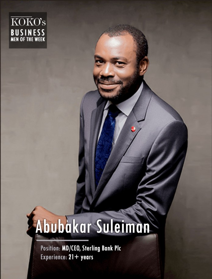 KOKO's Men Of The Week: The Top 6 Coolest MD/CEO's Of Nigerian Banks 4