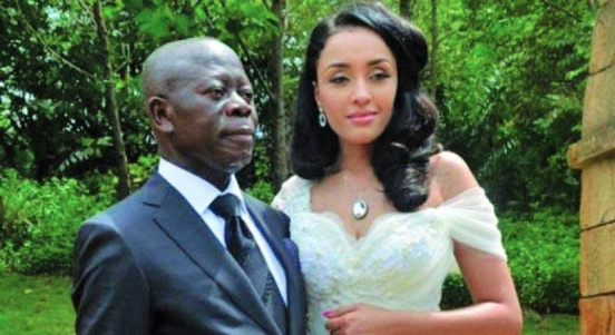 Lara Oshiomhole And 5 Most Beautiful Wives of Nigerian Politicians 6