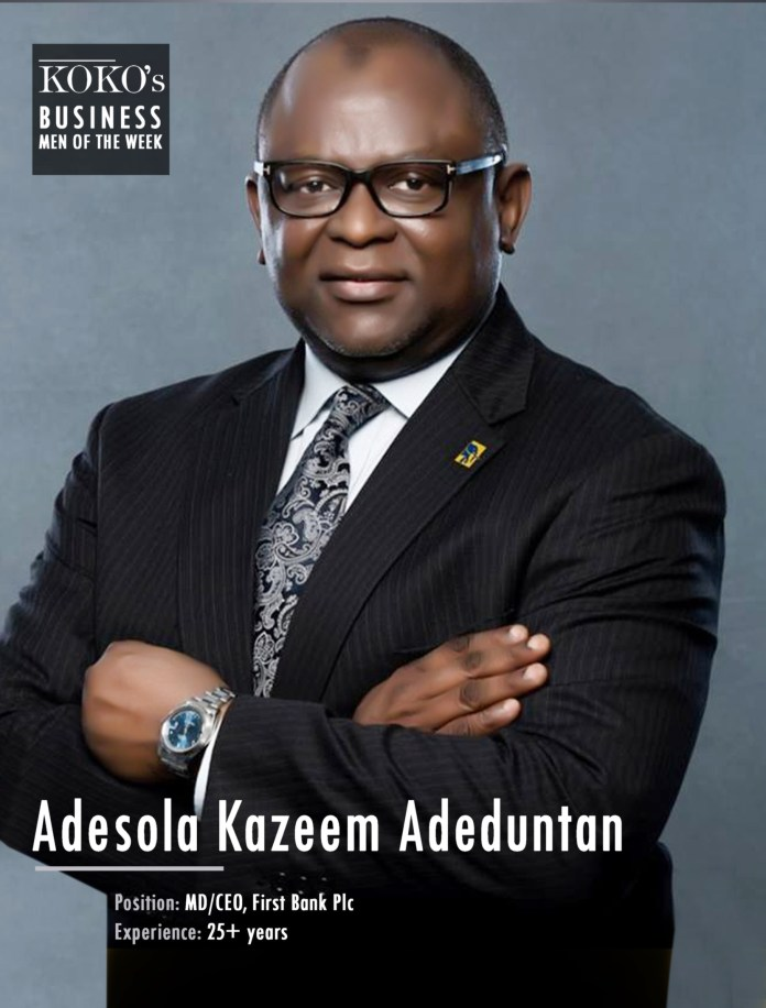 KOKO's Men Of The Week: The Top 6 Coolest MD/CEO's Of Nigerian Banks 3