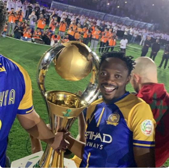 Ahmed Musa's Al Nassr Beat Albatin To Win Saudi League 1