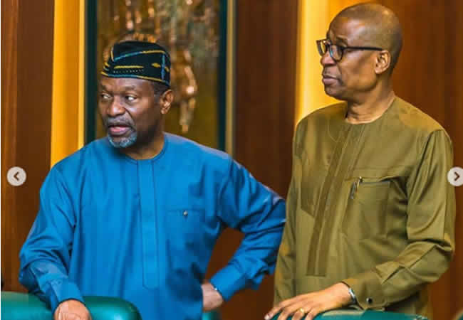 Insider: Exclusive Photos Of Buhari, Osinbajo, Others At The Weekly FEC Meeting 2
