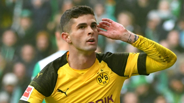 I Want To Emulate Eden Hazard At Chelsea - Christian Pulisic 2