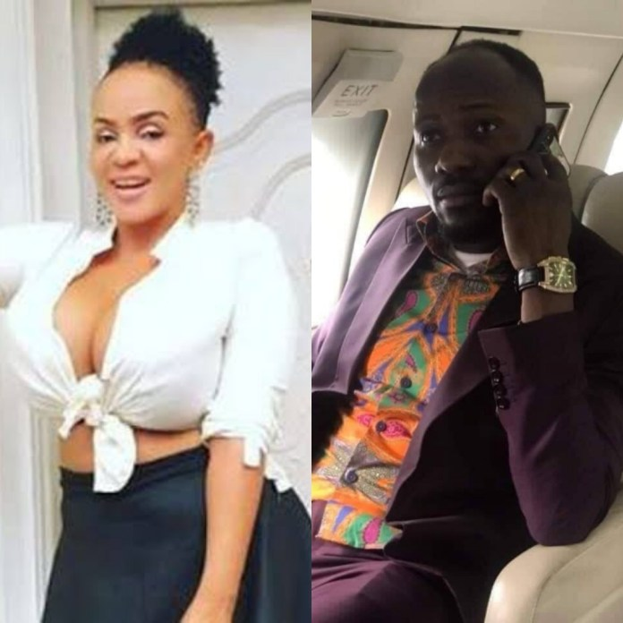 Mini Pricked Pastor! Cossy Ojiakor Savagely Drags Apostle Suleiman And His Manhood On Social Media 2
