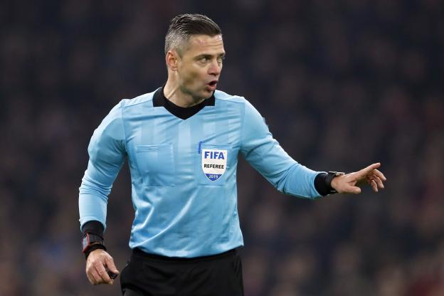 Damir Skomina Appointed Referee For Liverpool Against Tottenham Champions League Final Clash 1