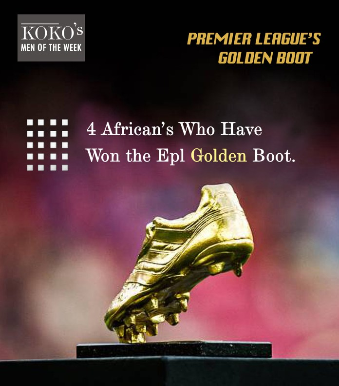 KOKO's Men Of The Week: 4 Trendsetting African Goal Scorers That Have Got A Flair For Fashion 1