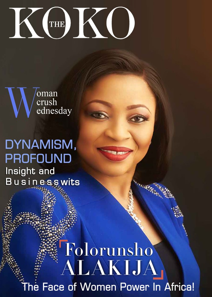 The Face Of Women Power In Africa- Folorunsho Alakija Is Our WCW 3
