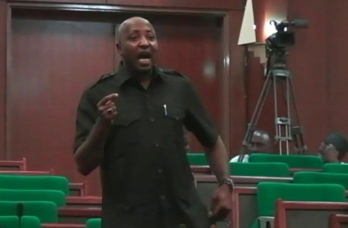 Meet Lawmaker Who Says He Can't Travel To His Village And Sleep For Fear Of Boko-Haram, Bandits And Kidnappers 2