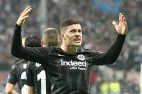 Real Madrid Seals Luka Jovic Deal From Eintracht Frankfurt For £52.4m 3