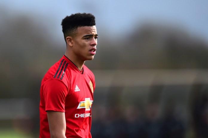 Teen Sensation Mason Greenwood Breaks Manchester United Premier League Record 3
