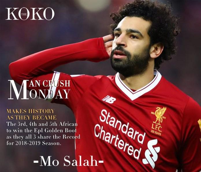 MCM: Aubameyang, Mo Salah, And Saido Mane All Make History As They Share The EPL Golden Boot For 2018/2019 Season 2