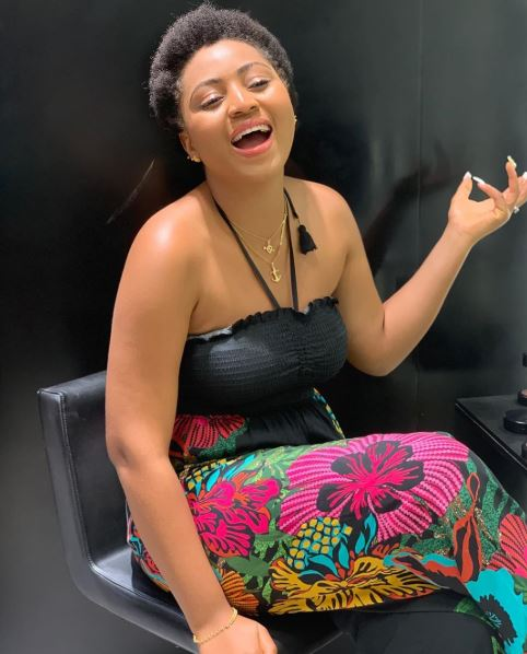 Regina Daniels Debuts New Hair In Latest Stunning Images 2