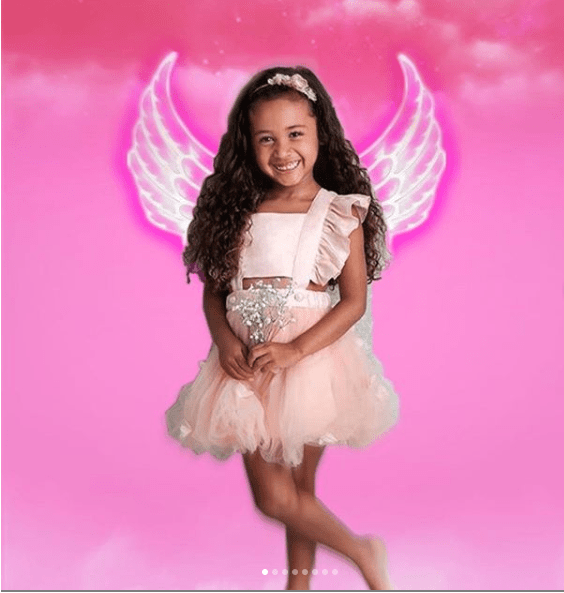 Chris Brown Daughter, Royalty, Is The Adorable Angel As She Turns 5 Years Old Today 6