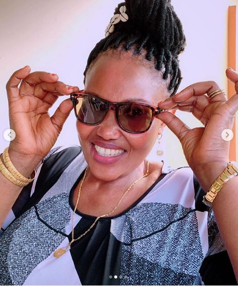 Mum's The Word! Curvy Sanchoka Sends Social Media Into Meltdown By Sharing Photos of Her Mother 1