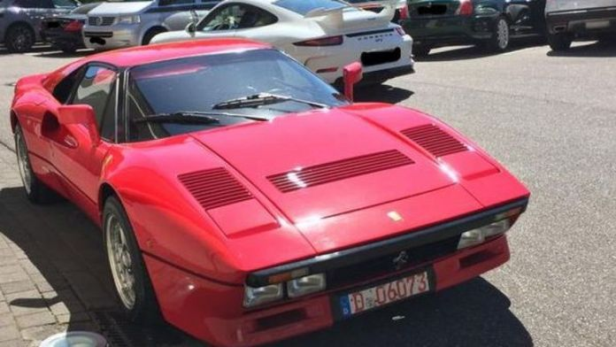 Man Steals £1.7m Ferrari During Test Drive 3