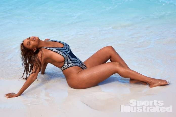 Smouldering! Tyra Banks, 45, Sizzles For Sports Illustrated Swimsuit Cover 2