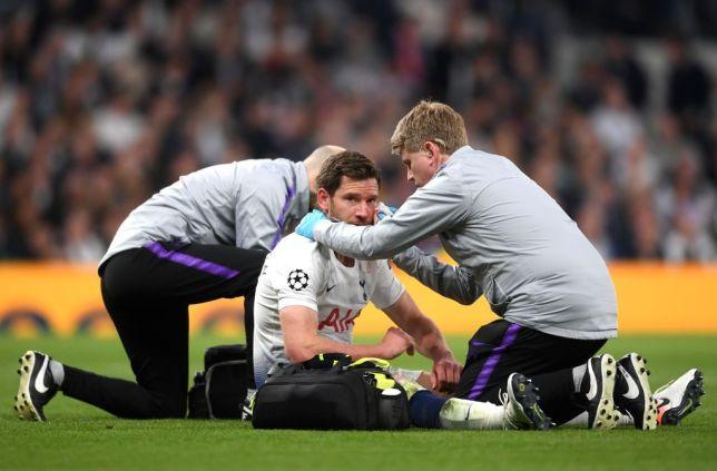 Jans Vertonghen Is Back For Tottenham's UCL Trip To Ajax 2