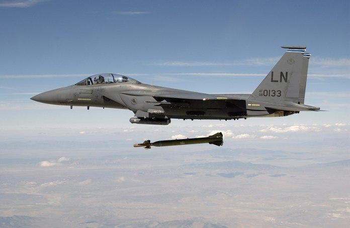 Just In: Israeli War Fighter Jets Strike Gaza 1