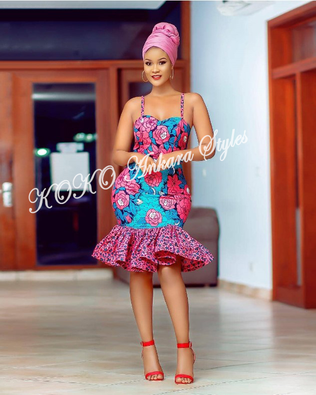 Ankara Styles: Five Sizzling Ankara Styles That Are The Excellent Fit For Curvy Ladies 3