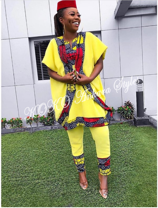 Be The Cynosure Of All Eyes In These Five Extremely Gorgeous Ankara Styles 3