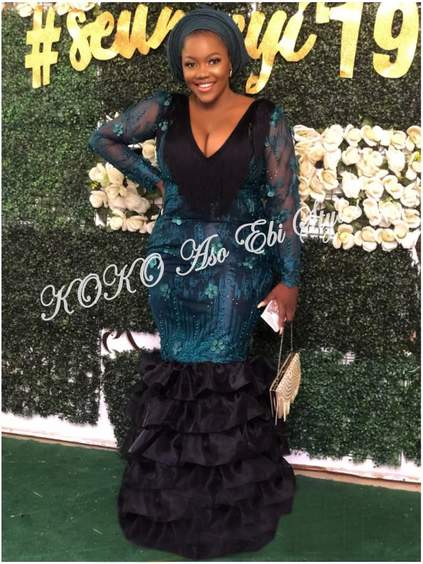 Owanbe Lookbook: Five Aso-ebi Styles To Rock For Your Next Occasion 2