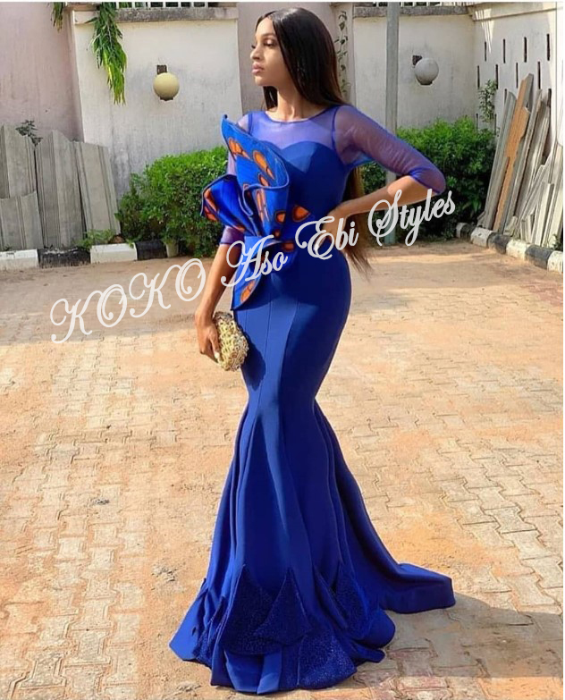Be The Stunning Wedding Guest In These Five Breathtaking Aso-ebi styles 1
