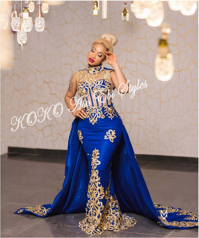 Owanbe Lookbook: Five Aso-ebi Styles To Rock For Your Next Occasion 3