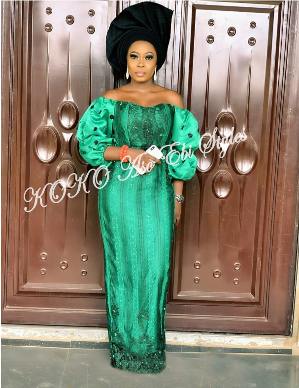 Owanbe Lookbook: Five Aso-ebi Styles To Rock For Your Next Occasion 4