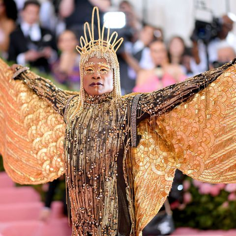 Egyptian Sun God! Billy Porter's Over The Top But Mind-blowing Met Gala Fashion Is The Talk Of The Town 3