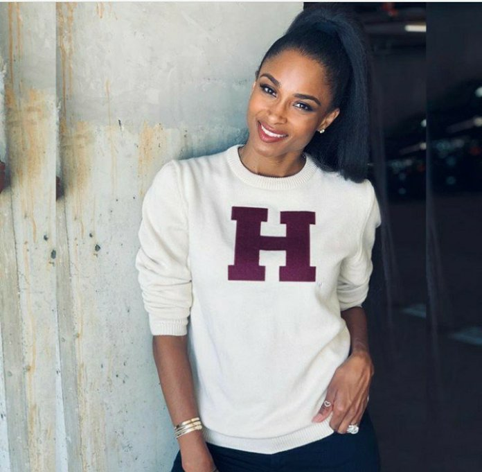 Level Up! Ciara Gets Accepted Into Havard University 2