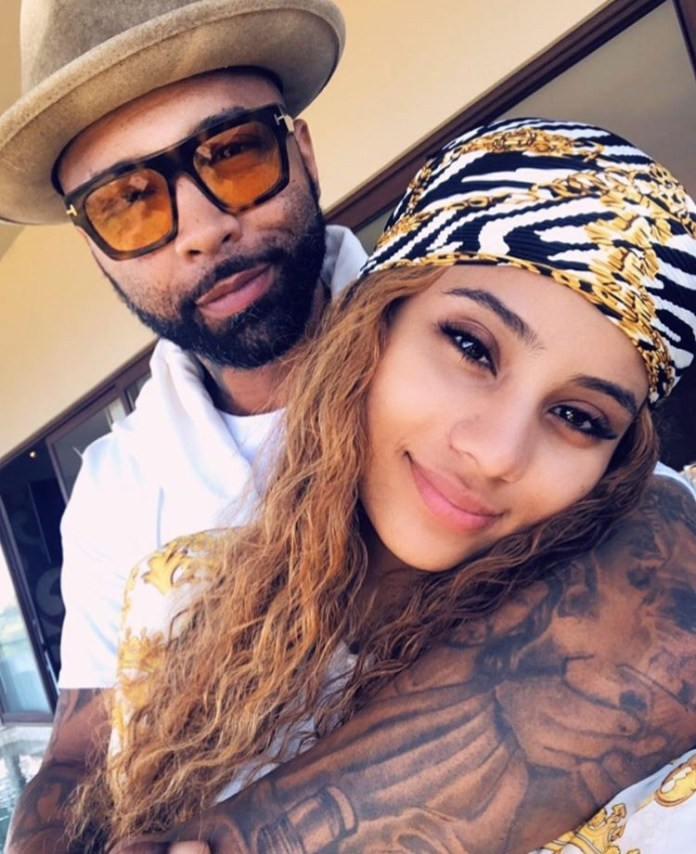 Joe Budden Allegedly Splits With Fiancee Cyn Santana 4-months After Their Engagement 2