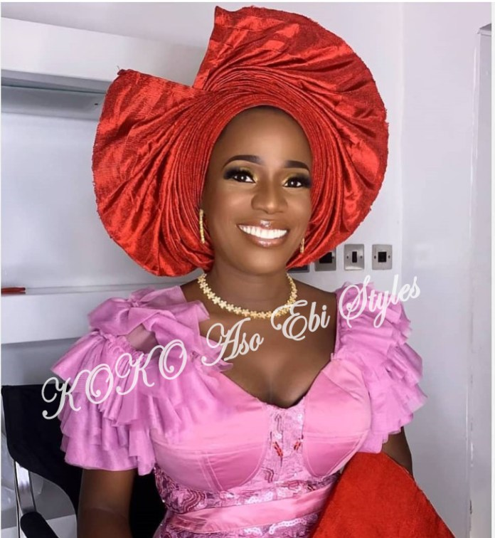 Gele Frenzy: Five Gele Styles That Would Vamp Up Your Owanbe Look 5