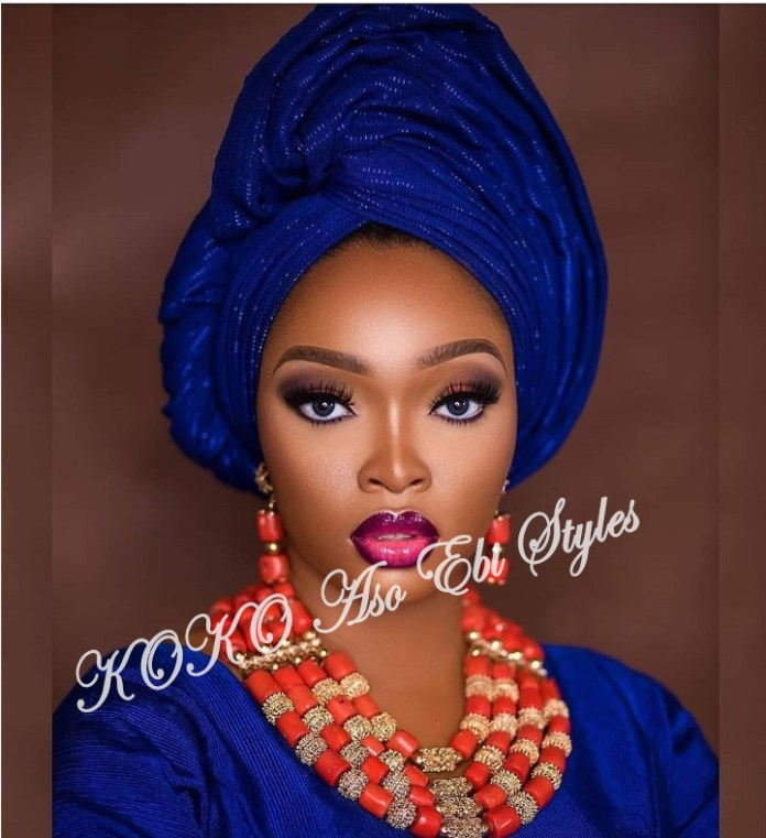 Gele Frenzy: Five Gele Styles That Would Vamp Up Your Owanbe Look 3