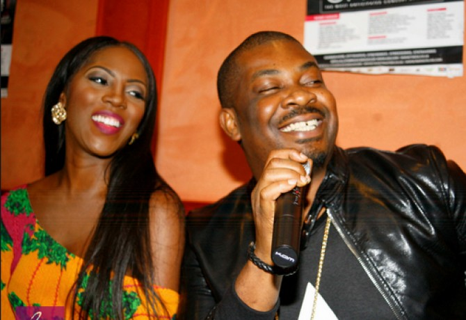 More Than Just Music! Five Times Don Jazzy And Tiwa Savage Served Formidable Music Teammate Goals 2