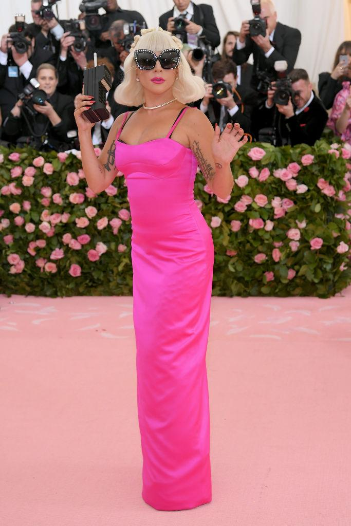 #MetGaga! Lady Gaga Steals The Show With Four Daring Outfits On 2019 Met Gala Red Carpet 5