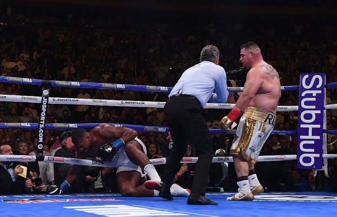 Floyd Mayweather: Anthony Joshua Will Beat Andy Ruiz Jr In Their Rematch 1
